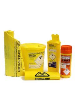 Biohazard, Clinical Waste & Sharps Disposal