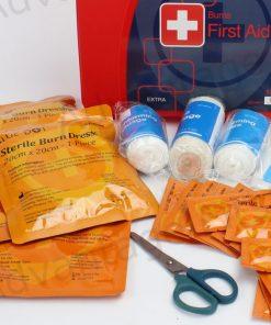 Emergency Burncare